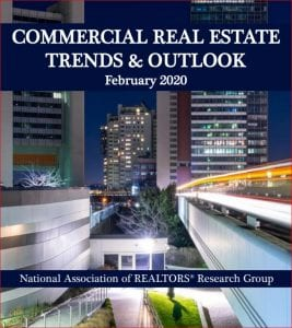 , NAR Report: Feb. 2020 Commercial R.E. Market Trends & Outlook