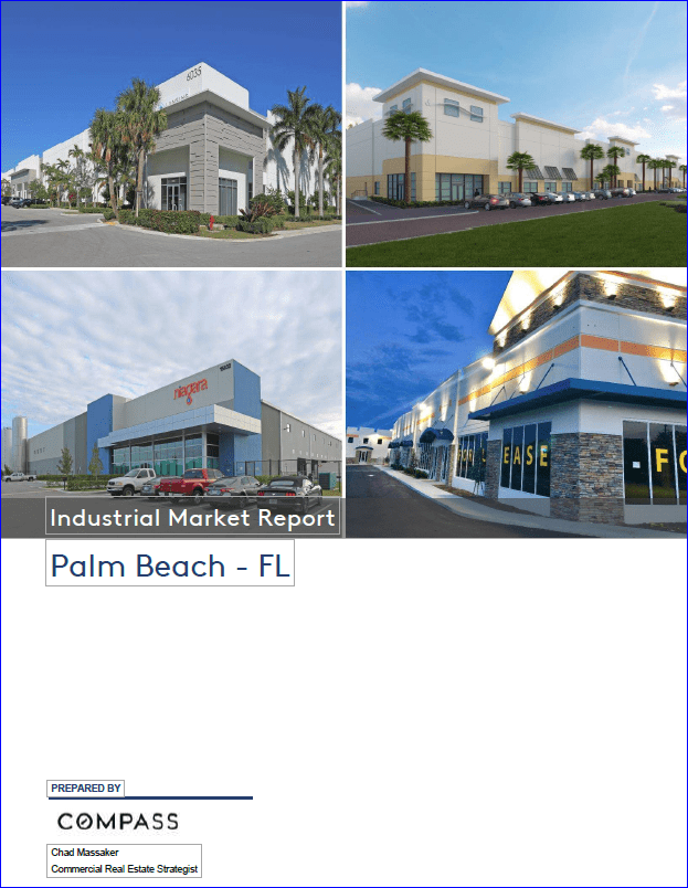 Palm Beach County Commercial Real Estate Market Report - Industrial
